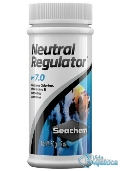 Seachem Neutral Regulator 50 gr Freshwater PH 7.0