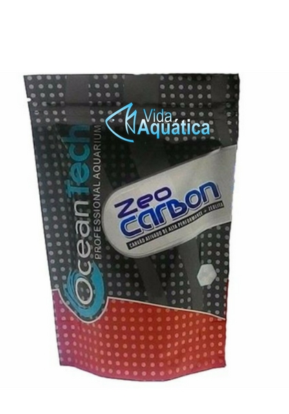 Ocean Tech Zeo Carbon 200 ml (carvão + zeolito)