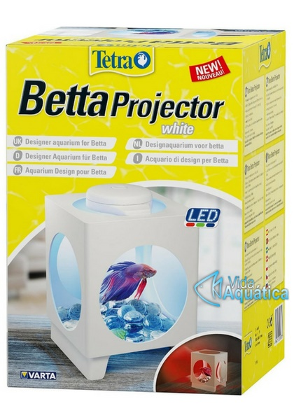 Tetra BettaProjector White 1,8 lt  Beteira de Led