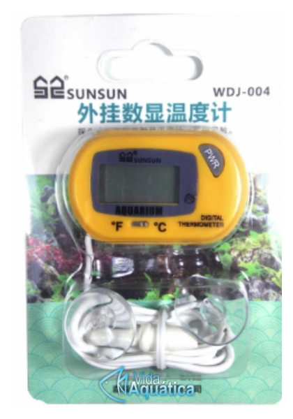 Sunsun Termometro Digital WDJ-004