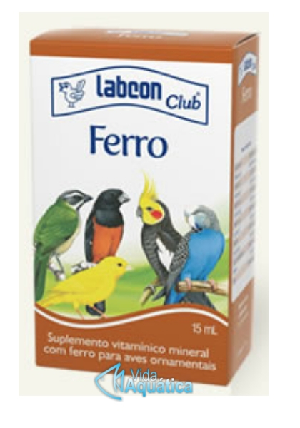 Labcon Club Ferro 15ml