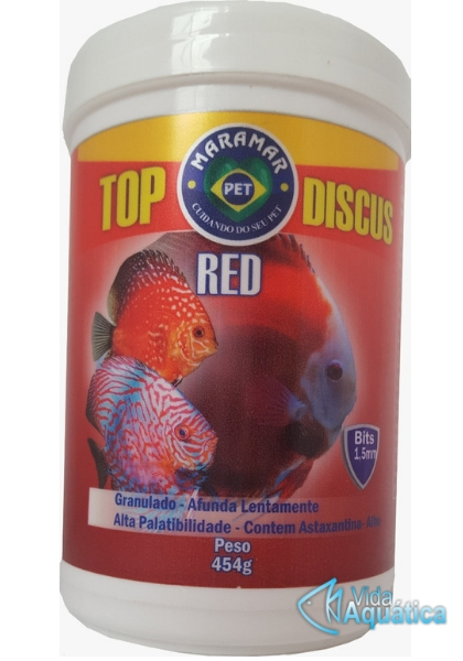 Maramar Top Discus Color UP Red 454 gr
