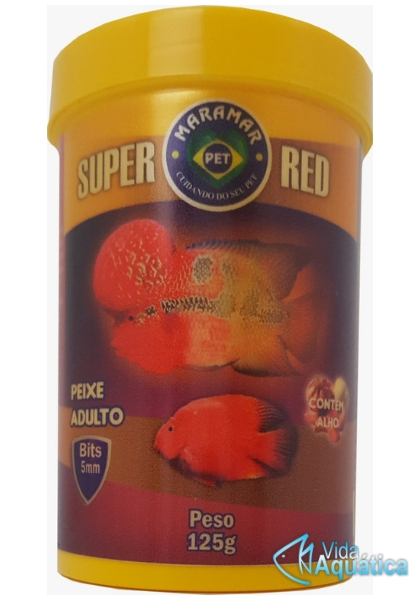 Maramar Fortcolor Super Red 125 gr