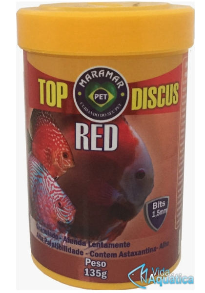 Maramar Top Discus Color UP Red 135 gr