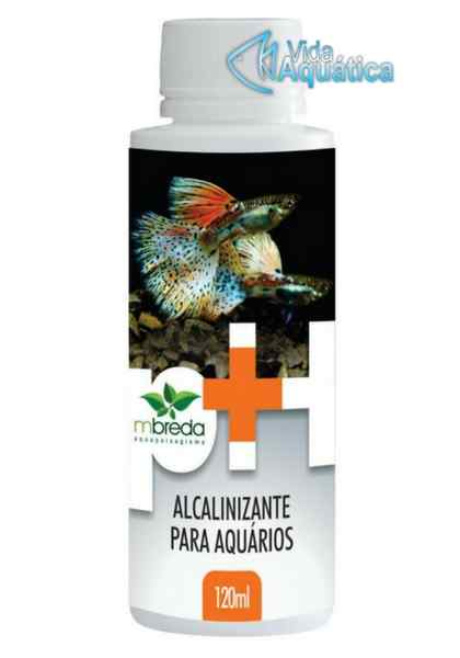 Mbreda PH + Alcalinizante 120 ml