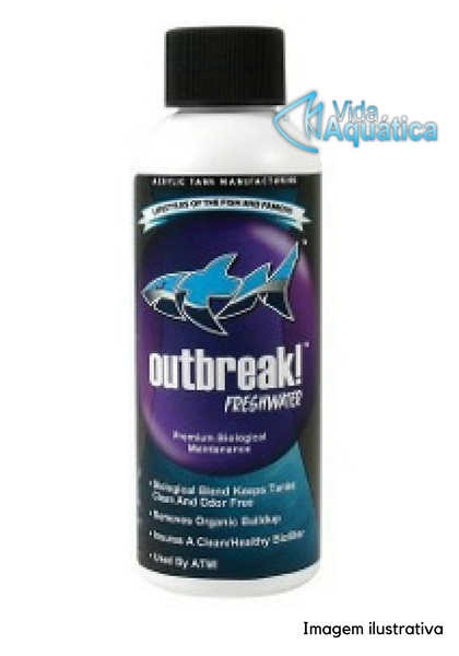 Outbreak! Bio-Maintenance Freshwater 118 ml