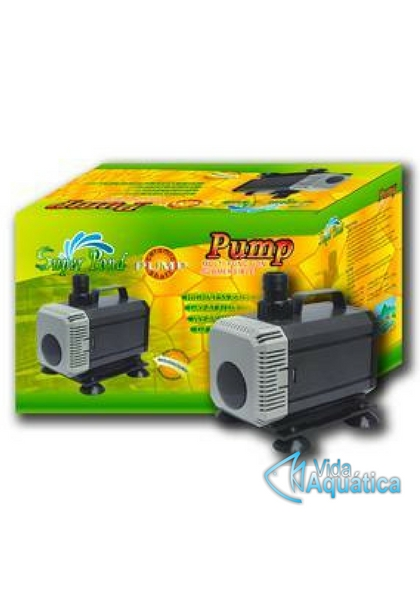 Super Pond Bomba Submersa QBL-3500 3000 l/h   220v